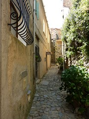 Ruelles du village de Sant'Antoninu