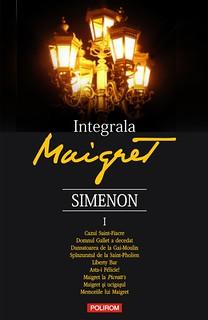 Intégrale Maigret I