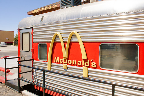 Golden Arches, Barstow Station