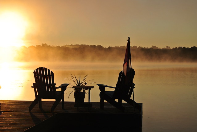 Cottage Country in Ontario by CC user rbh on Flickr