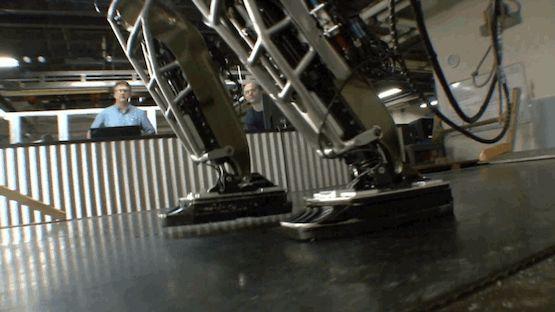 Робот-гуманоид Atlas