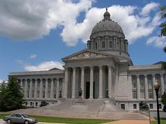 Missouri State Capitol July 2009