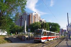 Samara tram 71-405 1069