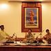 Sangeet Sandhya, at the Vivekananda Auditorium, Ramakrishna Mission, Delhi on 21 Jul 2013.