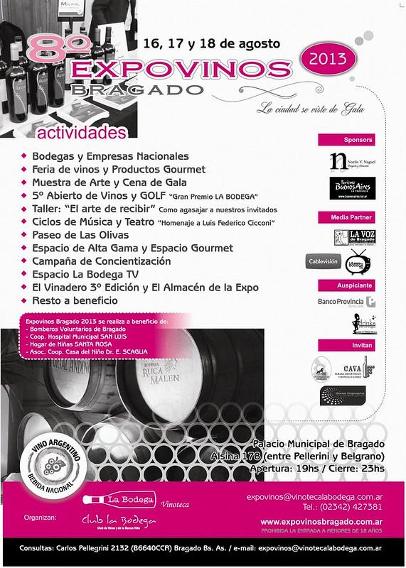 Afiche Bragado