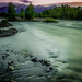 Gros Ventre River, Near Dark, #9 by andertho