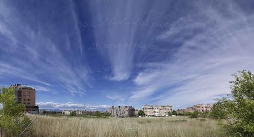 An special sky by Elizabeth Padilla