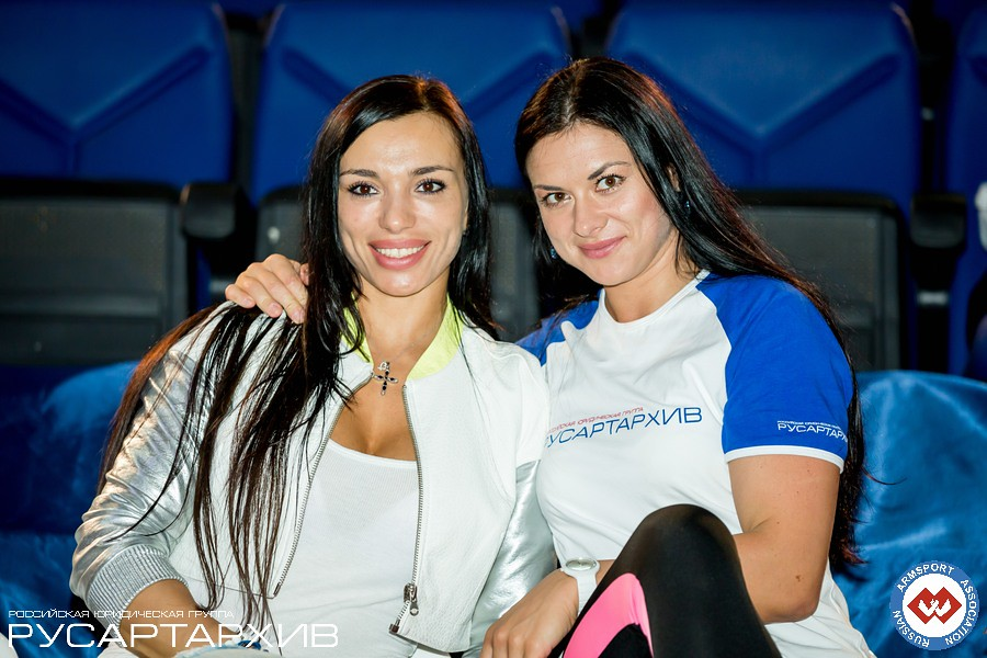 Natalya Truskalova - Irina Gladkaya │ A1 RUSSIAN OPEN 2013, Photo Source: armsport-rus.ru