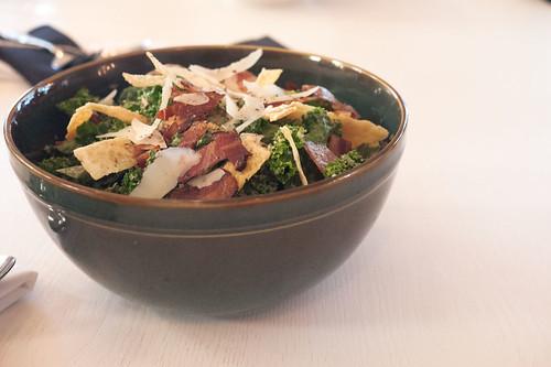 Kale Caesar Salad @ Market