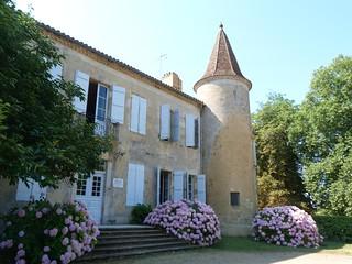 Castelmore, castillo donde nación D´Artagnan (Gers, Francia)