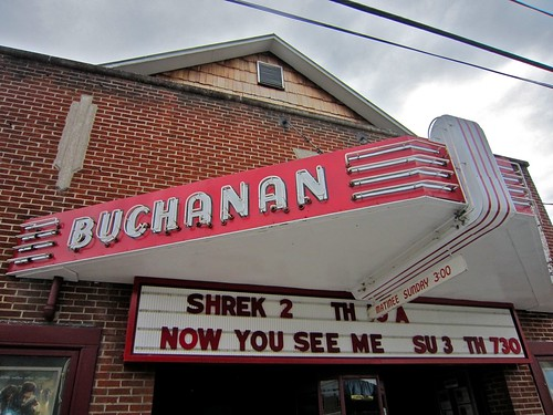 Buchanan Movie Theatre - Buchanan VA -