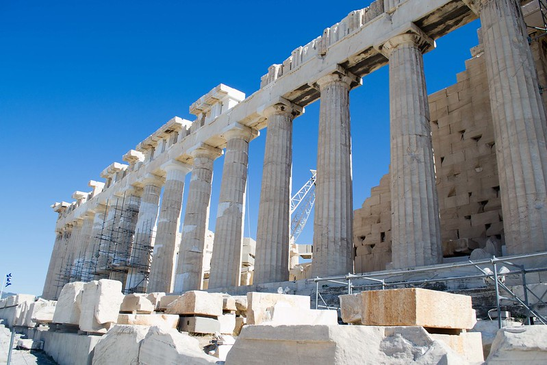 Parthenon at the Acropolis | Athens, Greece