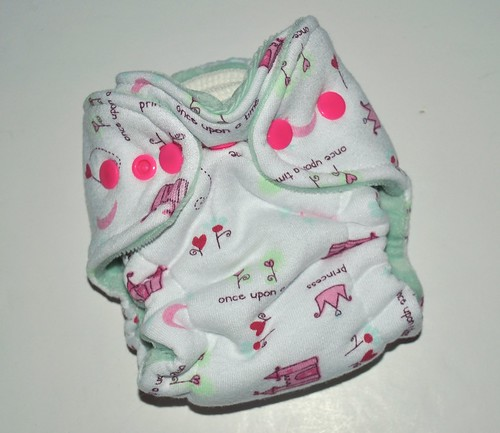 Bumstoppers Newborn Bedtime Stories Fitted **New Style**