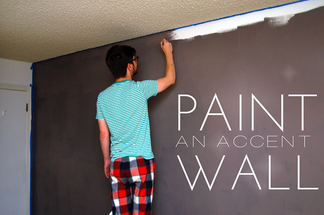 paint a wall