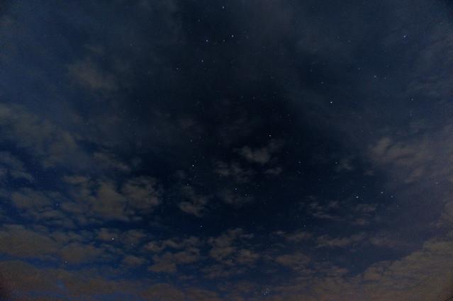Some night sky