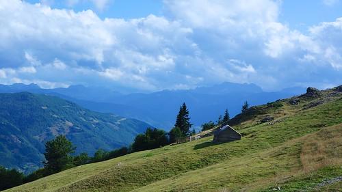 mountains day cloudy hut montenegro e1855mmf3556oss