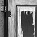 2nd Place - Black & White - Al Perry - Bodie Door