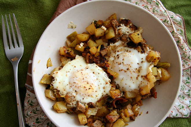 steak egg chile hash 5