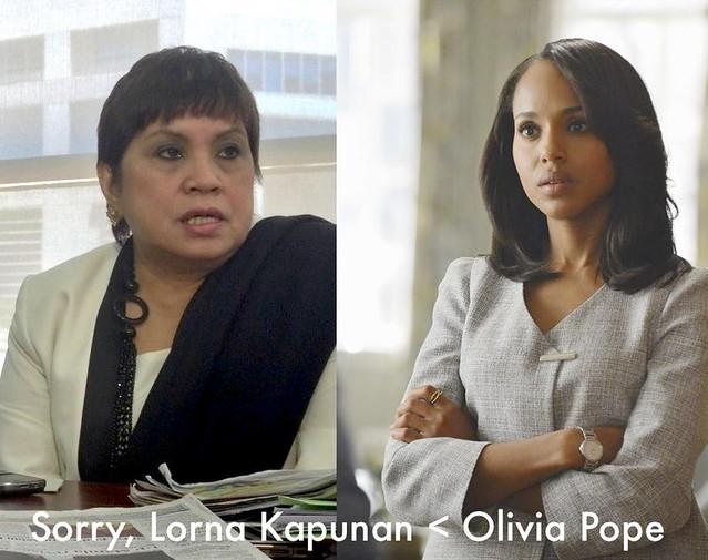 Lorna Kapunan Olivia Pope