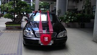 結婚禮車-賓士迎娶車隊~優派租車網-賓士S-350結婚禮車出租-(02)86680888 http://upacar.com
