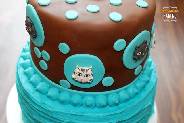 Tier Cake Bakeryin Seattle