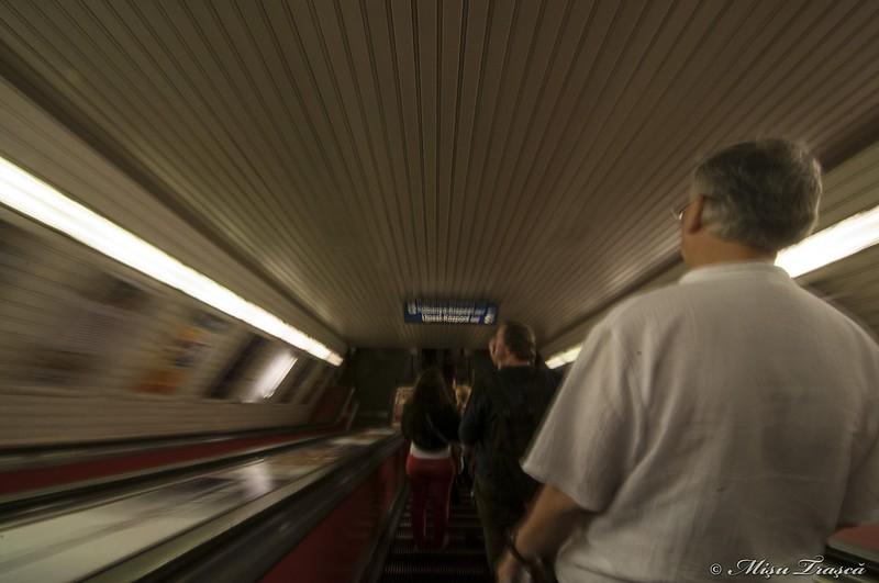 la metrou