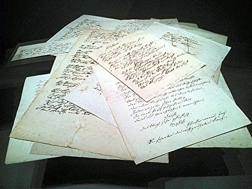 Johann Wolfgang von Goethe Faust Notizen