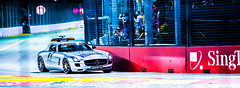 F1 Singapore 2013 - Safety Car