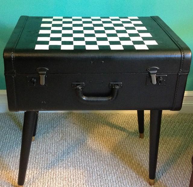 1959 Suitcase Upcycled