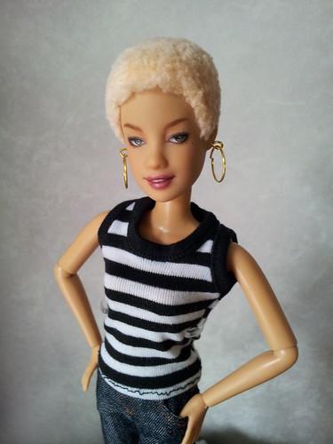 """""""Ree""""- hybrid ooak doll"""