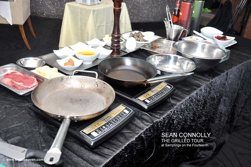 SEAN CONNOLLYTHE GRILLED TOUR at Samplings on the Fourteenth 3