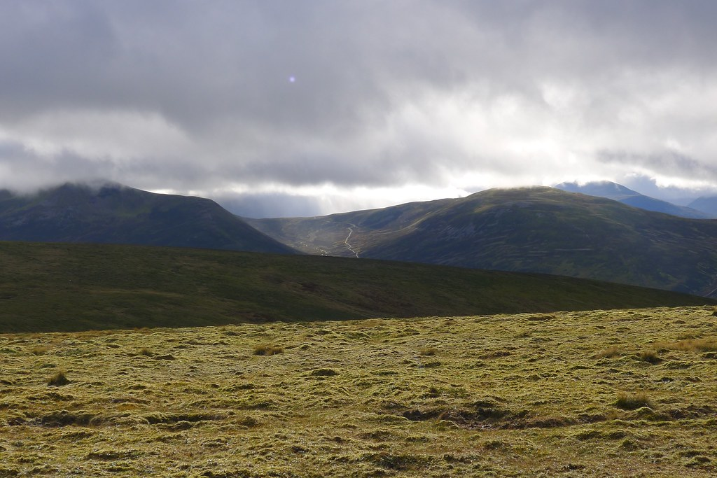 West Drumochter Hills