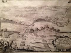 Sønderborg map anno 1658