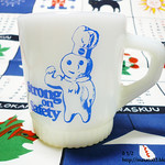 Fire King PILLSBURY DOUGHBOY Mug