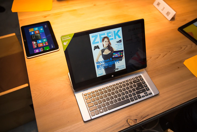 Windows 8.1 體驗會第一手分享 @3C 達人廖阿輝