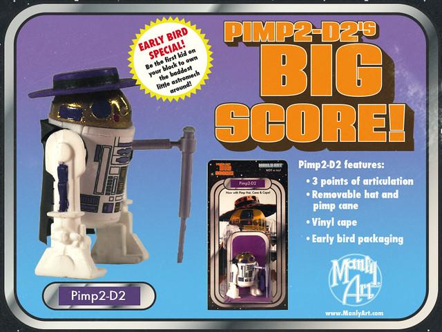 Pimp2-D2 public service announcement...