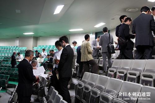 第61回全日本剣道選手権大会 係員打ち合わせ会_003