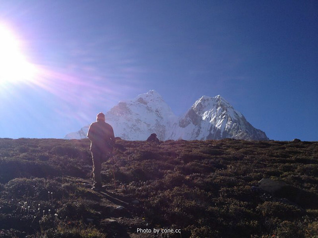 Adam and Ama Dablam