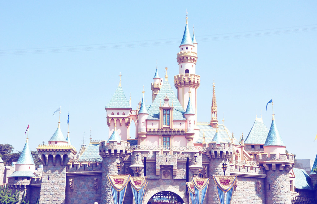 Sleeping Beauty Castle | blog, tumblr, instagram & twitter ...
