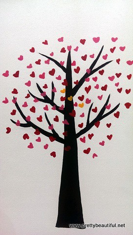 Tree of Love Step 3