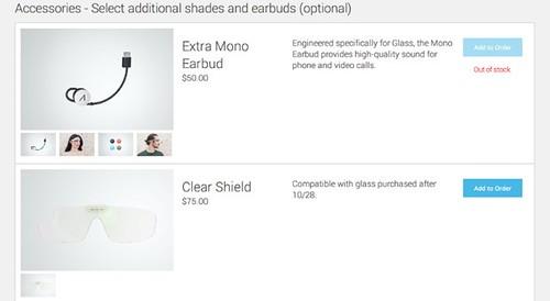 Google Glass Accessories