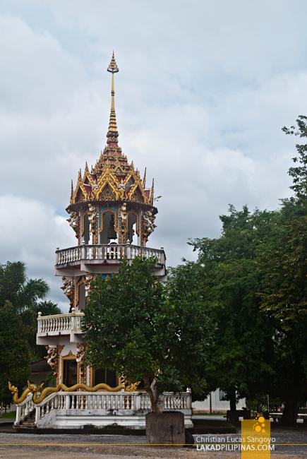 Phang Nga, Thailand's Wat Chanathikaram Temple