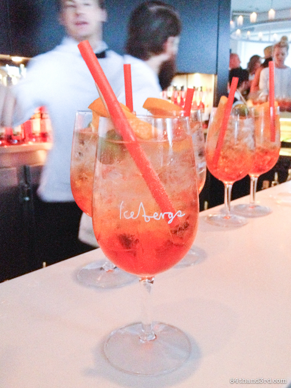 Aperol Spritz and Sunset Sessions at Icebergs - Sydney
