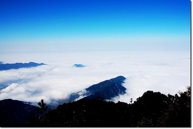 西巒大山支稜(來時路)