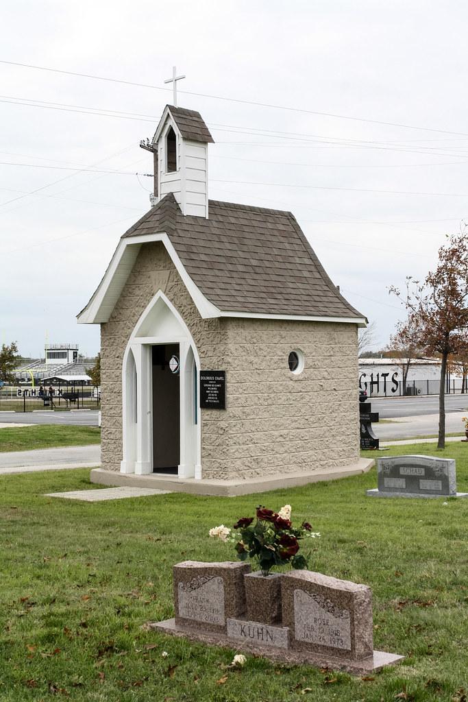 Dolorous Chapel | St Peter, Lindsay