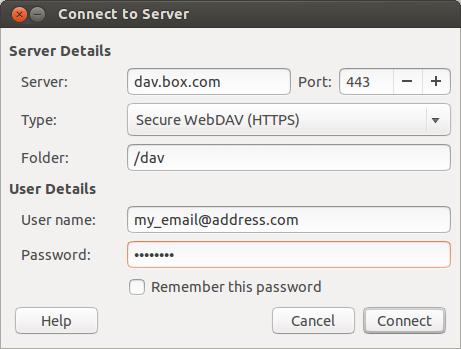 How to mount Box com cloud storage on Linux - Linux FAQ