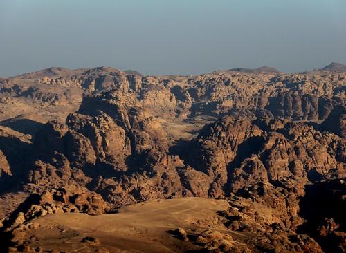 sunrise sandstone petra jordan grès leverdesoleil jordanie