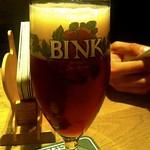 ベルギービール大好き!! ビンク・ブロンド Bink Blond