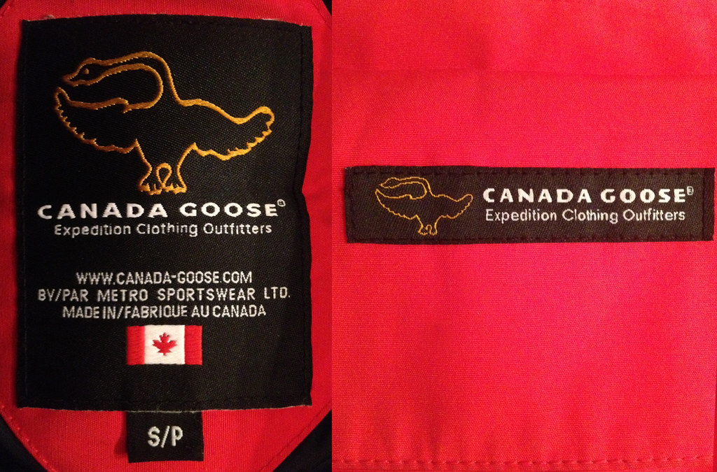 Canada Goose chilliwack parka outlet official - Merged] The Official Canada Goose Authenticity / Legit Check ...