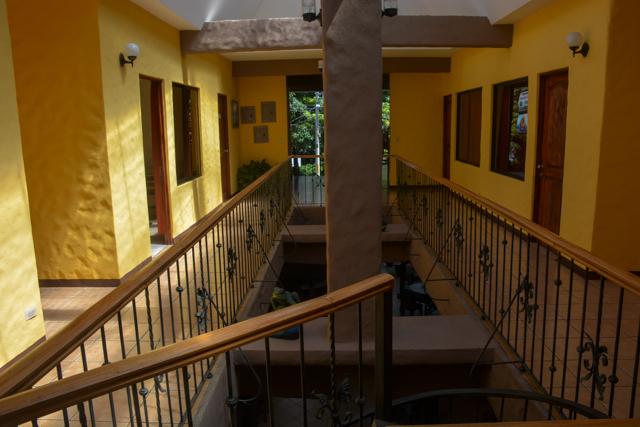 Casa Esmeralda Hallway